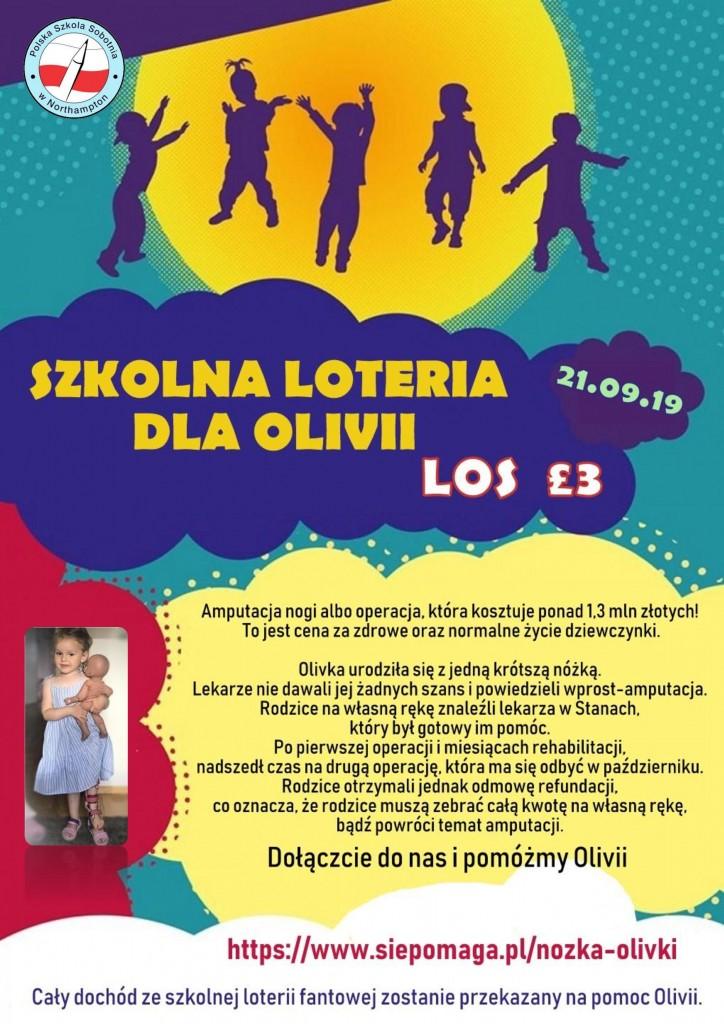 SZKOLNA LOTERIA  - Pomoc dla Olivii 21.9.19-page-001